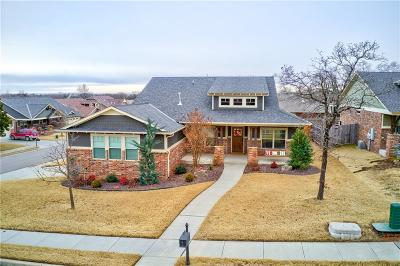 Edmond Single Family Home For Sale: 4924 October Drive