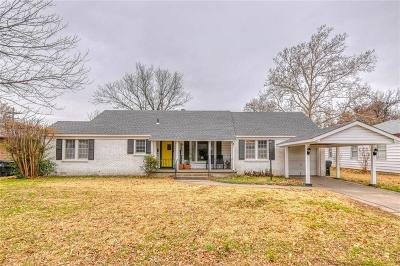 Norman Single Family Home For Sale: 1204 Melrose Drive