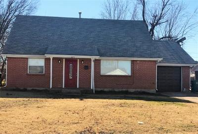 Single Family Home For Sale: 2744 82nd