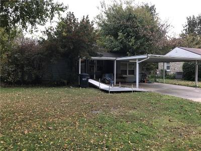 Del City Single Family Home For Sale: 4620 SE 24th Street