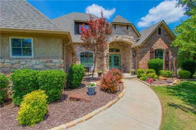 Edmond Single Family Home For Sale: 1663 Castellina Court