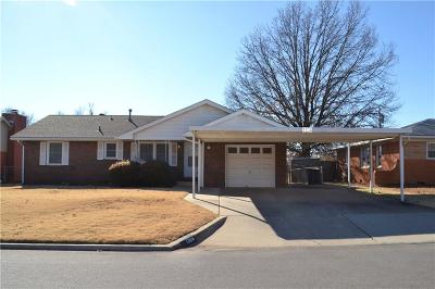 Shawnee Single Family Home Pending: 1304 Rickey Road