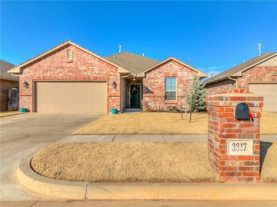 Edmond Single Family Home For Sale: 3317 NW 163rd Street