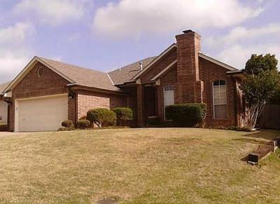 Shawnee Single Family Home For Sale: 1202 Castle Creek