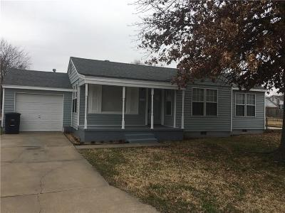 Shawnee Single Family Home Pending: 1701 N Louisa