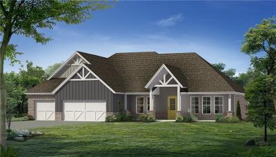 Edmond Single Family Home For Sale: 1424 Mason