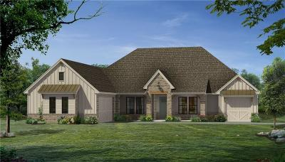 Edmond Single Family Home For Sale: 1409 Mason