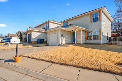 Edmond Single Family Home For Sale: 324 Belmont Drive
