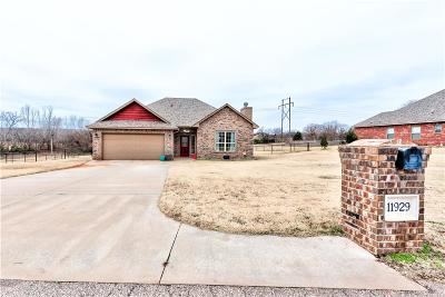 Guthrie Single Family Home For Sale: 11929 Coyote Run