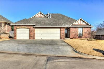 Midwest City Single Family Home For Sale: 11541 Hampton Drive