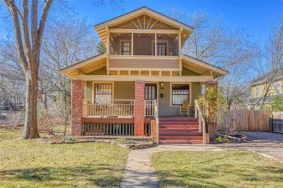 Norman Single Family Home Pending: 430 S Lahoma