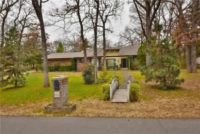 Edmond Single Family Home For Sale: 425 Oak Springs Drive
