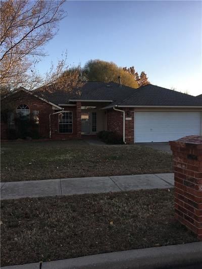 Edmond Single Family Home For Sale: 2720 NW 160th Terrace