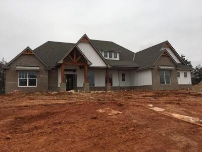 Midwest City Single Family Home For Sale: 3913 Ella Claire