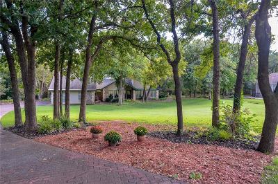 Edmond Single Family Home For Sale: 5204 Bonney Drive