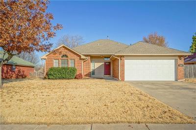 Norman Single Family Home For Sale: 1105 Melisa Drive