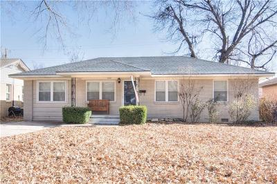 Norman Single Family Home Pending: 509 Rosedale Drive