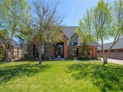 Norman Single Family Home For Sale: 1833 Danfield Drive