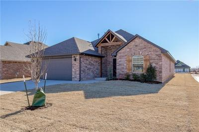 Mustang Single Family Home For Sale: 1724 Blake Way