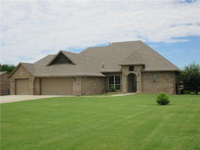 Moore OK Single Family Home For Sale: $273,500
