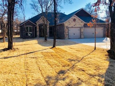 Guthrie Single Family Home For Sale: 3447 Bobcat