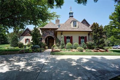 Arcadia, Bethany, Del City, Edmond, Forest Park, Midwest City, Moore, Norman, Oklahoma City, Piedmont, Warr Acres, Yukon Single Family Home For Sale: 5201 NE 131st Court