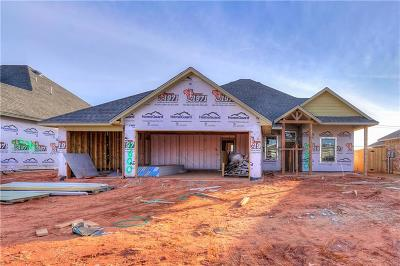 Yukon Single Family Home For Sale: 3600 Upland Ridge Drive