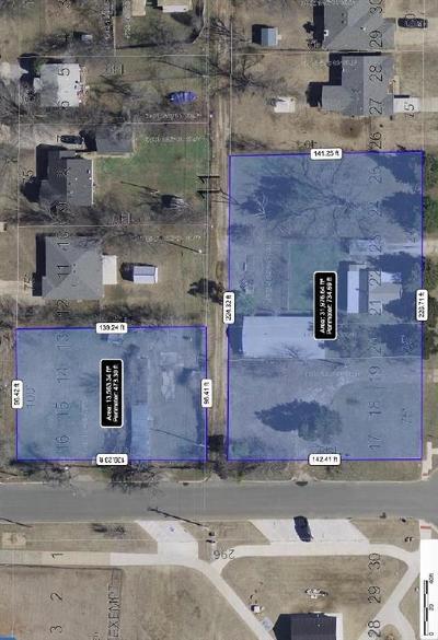 Edmond Residential Lots & Land Pending: 735 W Main Street