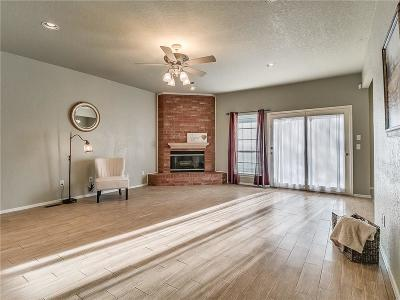 Edmond Single Family Home For Sale: 1820 Craig Boulevard