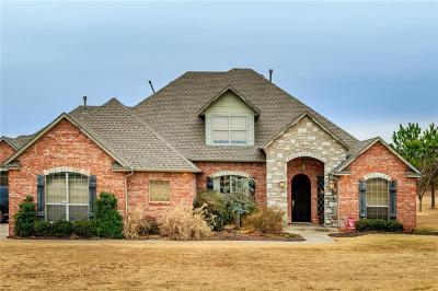 Blanchard Single Family Home For Sale: 3035 NE 6th Street