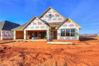 Yukon Single Family Home For Sale: 3609 Upland Ridge Drive