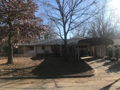 Midwest City Single Family Home For Sale: 1132 W Havenwood Drive