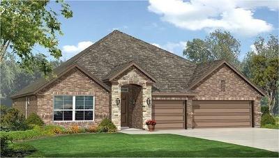 Edmond Single Family Home For Sale: 2508 Cordgrass Lane