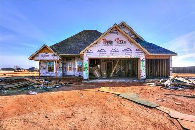 Yukon Single Family Home For Sale: 3504 Shutter Ridge Drive
