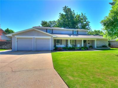 Norman Single Family Home For Sale: 2609 Hollywood Avenue
