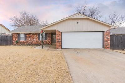 Moore Single Family Home Pending: 1204 SE 8th Street