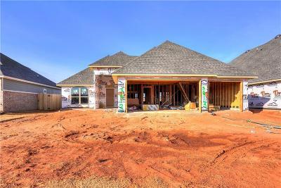 Yukon Single Family Home For Sale: 3613 Upland Ridge Drive