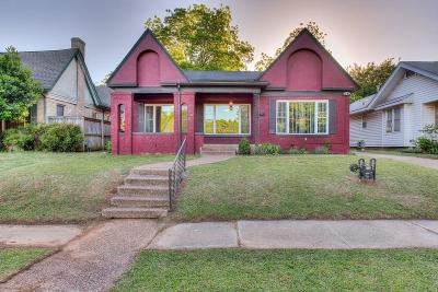 Shawnee Single Family Home For Sale: 1604 N Broadway Avenue