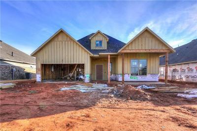 Yukon Single Family Home For Sale: 3524 Upland Ridge Drive