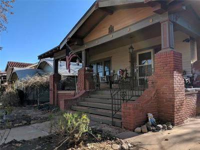 Single Family Home For Sale: 516 NW 19th