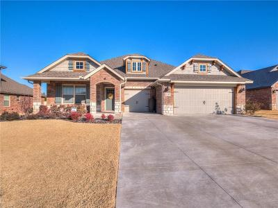 Edmond Single Family Home For Sale: 1317 Kelley Pointe Parkway