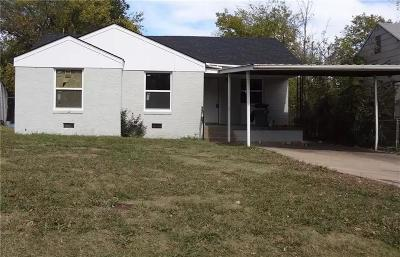 Single Family Home For Sale: 2141 NW 32nd Street