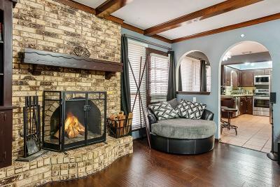 Edmond Single Family Home For Sale: 3652 Meadow Lane