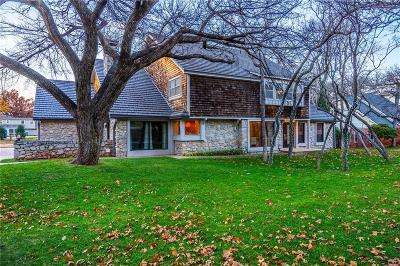 Oklahoma City OK Single Family Home For Sale: $650,000