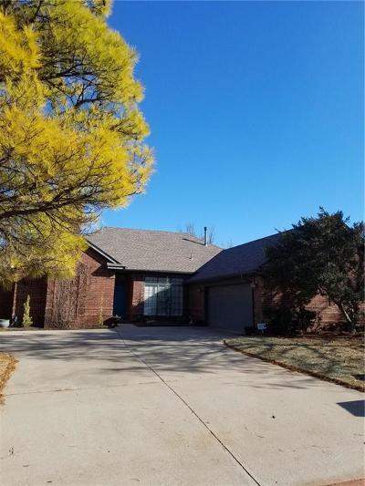 Oklahoma City OK Single Family Home For Sale: $327,900