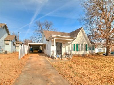 Shawnee Single Family Home For Sale: 16 E Ayre Street