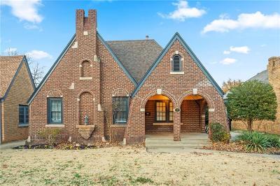 Oklahoma City OK Single Family Home For Sale: $232,000