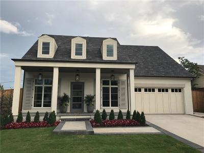 Nichols Hills Single Family Home For Sale: 1314 Sherwood Lane
