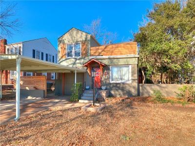 Oklahoma City OK Single Family Home For Sale: $189,000