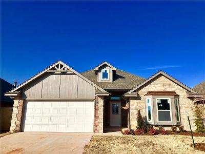 Edmond Single Family Home For Sale: 3429 NW 160th Street